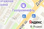 Схема проезда до компании АЗС в Котельниках