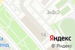 Схема проезда до компании Раменский деликатес в Москве