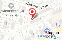 Схема проезда до компании КД-Сервис в Дзержинском