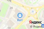 Схема проезда до компании Платежный терминал, Банк ВТБ 24, ПАО в Пушкино