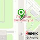 Местоположение компании Реутовская автошкола