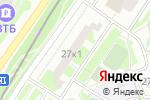 Схема проезда до компании АКБ ФОРА-БАНК в Котельниках