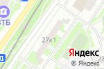 Схема проезда до компании Московский Фин-Кредит в Москве