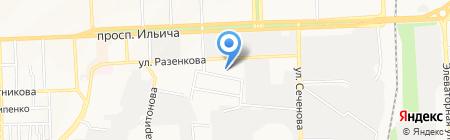 GothArt на карте Донецка