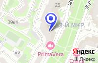 Схема проезда до компании ГАРАЖНО-ТЕХНИЧЕСКОЕ ПРЕДПРИЯТИЕ в Москве