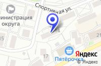Схема проезда до компании ТЦ ГАРАНТ в Дзержинском
