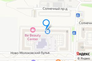 Сдается однокомнатная квартира в Лыткарино Ленинский г.о., с. Молоково, Солнечный пр., 6
