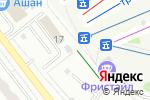 Схема проезда до компании Дзержинский гребной клуб в Дзержинском