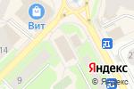 Схема проезда до компании Магазин нижнего белья в Пушкино