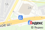 Схема проезда до компании Лидер в Реутове