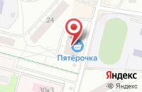Схема проезда до компании United-Shop в Дзержинском