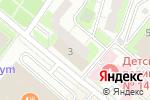 Схема проезда до компании Орхидейка в Москве