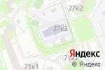 Схема проезда до компании Средняя общеобразовательная школа №1935 с дошкольным отделением в Котельниках