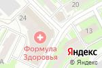 Схема проезда до компании S-Gates в Пушкино