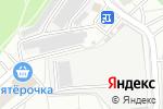 Схема проезда до компании Магазин кондитерских изделий в Котельниках