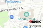 Схема проезда до компании Участковый пункт полиции в Котельниках