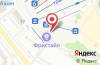 Схема проезда до компании Снегири в Дзержинском