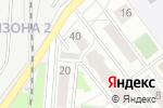Схема проезда до компании АПФ АЭЛИТА экстра в Котельниках