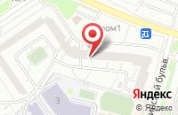 Схема проезда до компании СпортСтрой в Дзержинском