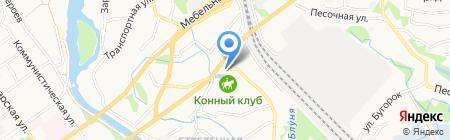 Почтовое отделение №1 на карте Старого Оскола