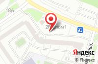 Схема проезда до компании Студия эстетической косметологии Анны Гаерли в Дзержинском