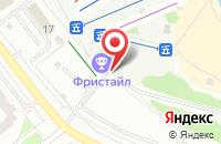 Схема проезда до компании Пушкин в Дзержинском