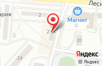 Схема проезда до компании Магазин детской одежды в Дзержинском