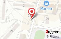 Схема проезда до компании Флора в Дзержинском