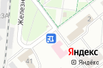 Схема проезда до компании Первая полоса в Котельниках