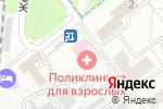 Схема проезда до компании Мособлмедсервис, ГБУ в Котельниках