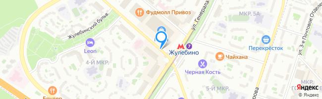 улица Авиаконструктора Миля