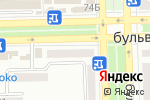 Схема проезда до компании Рожки и Ножки в Донецке