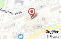 Схема проезда до компании Виктория в Дзержинском
