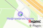 Схема проезда до компании МагБургер в Котельниках