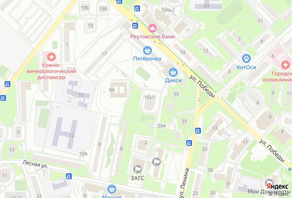 жилой комплекс Победы 15