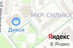 Схема проезда до компании Магазин посуды в Котельниках