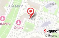 Схема проезда до компании Октолэнд в Москве