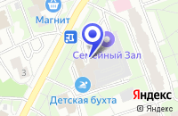 Схема проезда до компании ФИТНЕС-КЛУБ FIT FORM в Реутове