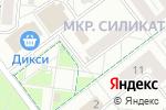 Схема проезда до компании Белорусские продукты в Котельниках