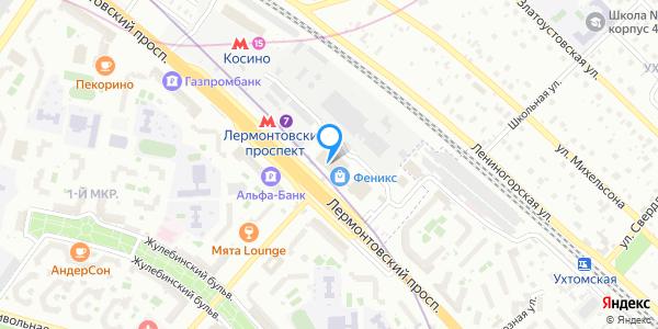 Головной офис банка КБ Юнистрим, ОКВКУ 241
