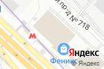 Схема проезда до компании Магазин детских товаров на Лермонтовском проспекте в Котельниках