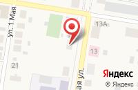Схема проезда до компании СТРОЙПЕРСПЕКТИВА в Астрахани
