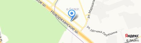 Clean Mall на карте Москвы