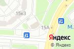 Схема проезда до компании Обувная мастерская в Москве