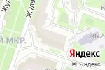 Схема проезда до компании Школа игры на гитаре в Москве
