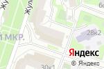 Схема проезда до компании Школа раннего интеллектуального развития в Москве