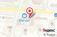 Схема проезда до компании Латек в Дзержинском