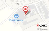 Схема проезда до компании For Rooms в Чурилково