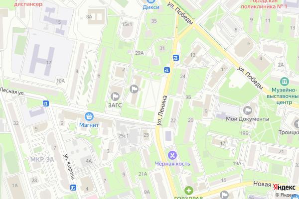 Ремонт телевизоров Город Реутов на яндекс карте