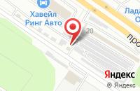 Схема проезда до компании Магазин автоэлектроники и автомузыки в Старом Осколе